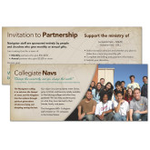 Personalized Collegiate Navs Insert-