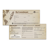 Navigators Commitment Card, Personalized-
