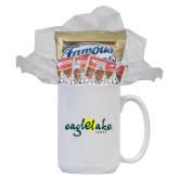 Cookies N Cocoa Gift Mug-Eagle Lake Camps