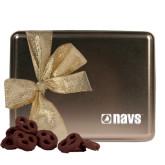 Navigators Twisted Goodness Gold Tin 9oz-NAVS Engraved
