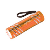 Astro Orange Flashlight-Eagle Lake Camps Engraved