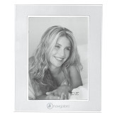 Silver Two Tone 8 x 10 Photo Frame-Navigators Engraved
