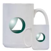 Full Color White Mug 15oz-Navigators Sail