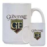 Full Color White Mug 15oz-Glen Eyrie