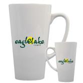 Full Color Latte Mug 17oz-Eagle Lake Camps