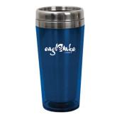 Solano Acrylic Blue Tumbler 16oz-Eagle Lake Camps