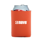 Collapsible Orange Can Holder-NAVS