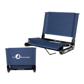 Stadium Chair Navy-The Navigators