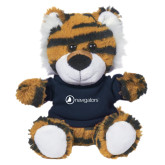 Plush 6 inch Terrific Tiger w/Navy Shirt-Navigators