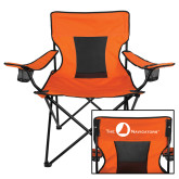 Navigators Deluxe Orange Captains Chair-The Navigators