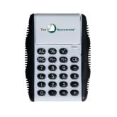 White Flip Cover Calculator-The Navigators