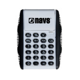 White Flip Cover Calculator-NAVS