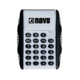 White Flip Cover Calculator-NAVS