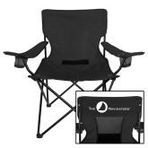 Deluxe Black Captains Chair-The Navigators