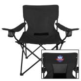 Deluxe Black Captains Chair-NAV Responder