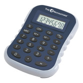 Blue Large Calculator-The Navigators Flat Version