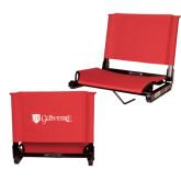 Stadium Chair Red-Glen Eyrie - Flat
