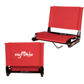 Stadium Chair Red-Eagle Lake Camps