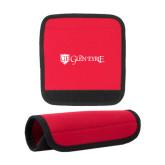 Neoprene Red Luggage Gripper-Glen Eyrie - Flat