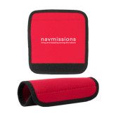 Neoprene Red Luggage Gripper-Navmissions
