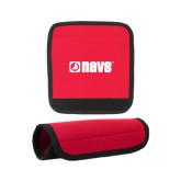 Neoprene Red Luggage Gripper-NAVS