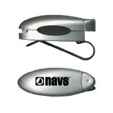 Silver Bullet Clip Sunglass Holder-NAVS