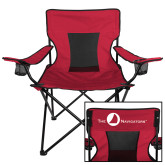 Navigators Deluxe Cardinal Captains Chair-The Navigators