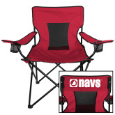 Navigators Deluxe Cardinal Captains Chair-NAVS
