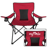 Deluxe Cardinal Captains Chair-Eagle Lake Camps