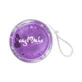 Light Up Purple YoYo-Eagle Lake Camps