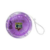 Light Up Purple YoYo-Glen Eyrie