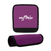 Neoprene Purple Luggage Gripper-Eagle Lake Camps