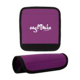 Neoprene Purple Luggage Gripper-Eagle Lake Camps