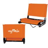 Stadium Chair Orange-Eagle Lake Camps
