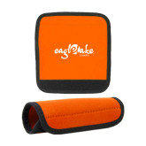 Neoprene Orange Luggage Gripper-Eagle Lake Camps