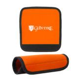 Neoprene Orange Luggage Gripper-Glen Eyrie - Flat