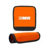 Neoprene Orange Luggage Gripper-NAVS