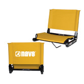 Stadium Chair Gold-NAVS