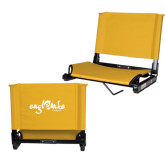 Stadium Chair Gold-Eagle Lake Camps