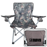 Hunt Valley Camo Captains Chair-NAVS