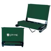 Stadium Chair Dark Green-Glen Eyrie - Flat