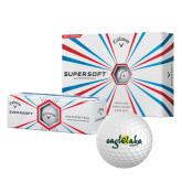 Callaway Supersoft Golf Balls 12/pkg-Eagle Lake Camps