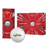 Callaway Chrome Soft Golf Balls 12/pkg-Eagle Lake Camps