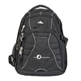 High Sierra Swerve Compu Backpack-The Navigators