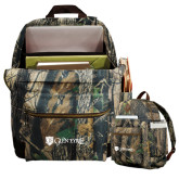 Heritage Supply Camo Computer Backpack-Glen Eyrie - Flat