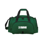 Challenger Team Dark Green Sport Bag-NAVS