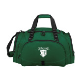 Challenger Team Dark Green Sport Bag-Glen Eyrie