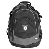 High Sierra Black Fat Boy Day Pack-Glen Eyrie