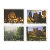 Navigators Seasons of Glen Eyrie Notecards/Matching Envelope 4/pkg-