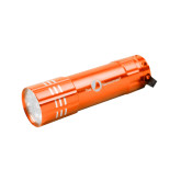 Navigators Orange Mini flashlight-